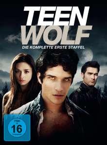 Teen Wolf Staffel 1, 4 DVDs