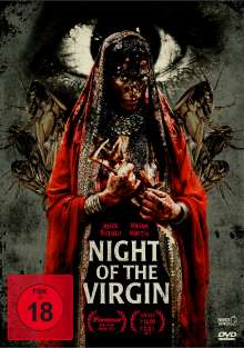 The Night of the Virgin, DVD