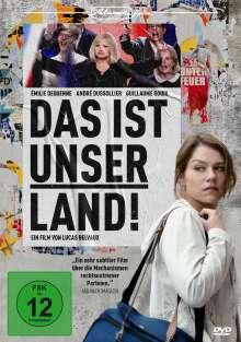 Das ist unser Land!, DVD