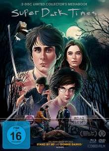 Super Dark Times (Blu-ray & DVD im Mediabook), 1 Blu-ray Disc und 1 DVD