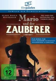 Mario und der Zauberer, DVD