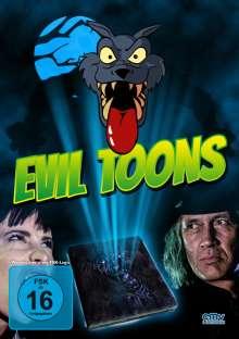 Evil Toons, DVD