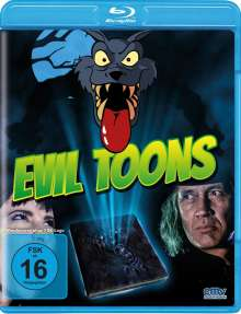 Evil Toons (Blu-ray), Blu-ray Disc