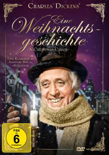 Eine Weihnachtsgeschichte (1951), DVD