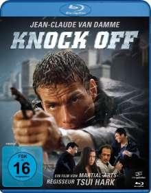 Knock Off - Der entscheidende Schlag (Blu-ray), Blu-ray Disc