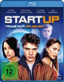 Startup (Blu-ray), Blu-ray Disc