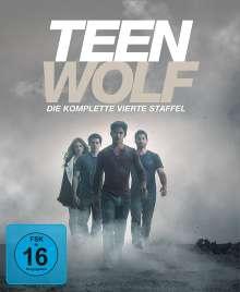 Teen Wolf Staffel 4 (Blu-ray), 3 Blu-ray Discs