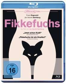 Fikkefuchs (Blu-ray), Blu-ray Disc