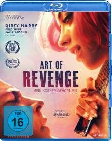 Art of Revenge - Mein Körper gehört mir (Blu-ray), Blu-ray Disc