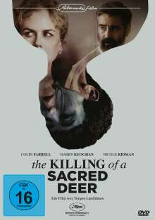The Killing of a Sacred Deer, DVD