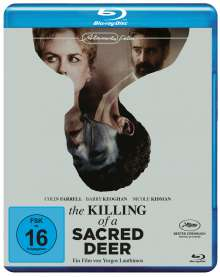 The Killing of a Sacred Deer (Blu-ray), Blu-ray Disc