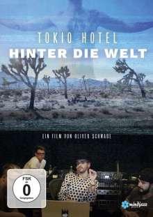 Tokio Hotel - Hinter die Welt (Special Edition im Digipack), DVD