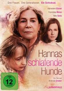 Hannas schlafende Hunde, DVD