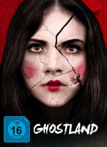 Ghostland (Blu-ray & DVD im Mediabook), 1 Blu-ray Disc und 1 DVD