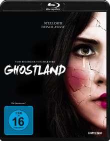 Ghostland (Blu-ray), Blu-ray Disc