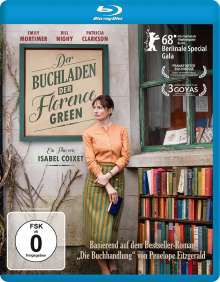 Der Buchladen der Florence Green (Blu-ray), Blu-ray Disc