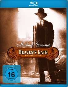 Heaven's Gate (Director's Cut) (Blu-ray), Blu-ray Disc