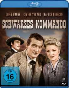 Schwarzes Kommando (Blu-ray), Blu-ray Disc