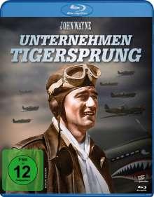 Unternehmen Tigersprung  (Blu-ray), Blu-ray Disc