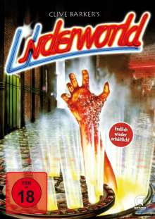 Underworld (1985), DVD