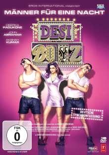 Männer für eine Nacht - Desi Boyz, 2 DVDs
