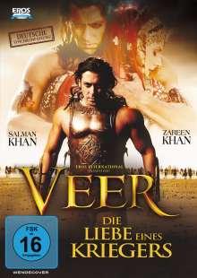 Veer - Die Liebe eines Kriegers, 2 DVDs