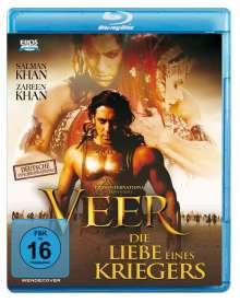Veer - Die Liebe eines Kriegers (Blu-ray), Blu-ray Disc
