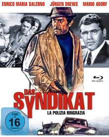 Das Syndikat (Blu-ray & DVD) (Limited Edition), 1 Blu-ray Disc und 2 DVDs