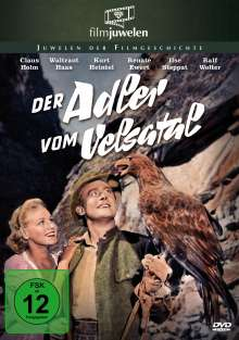 Der Adler vom Velstal, DVD