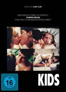 Kids (Blu-ray & DVD im Mediabook), 1 Blu-ray Disc und 1 DVD