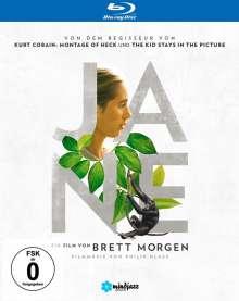 Jane (Blu-ray), Blu-ray Disc