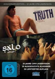 Truth / Salo (OmU), 2 DVDs