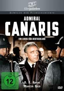 Ein Leben für Deutschland - Admiral Canaris, DVD