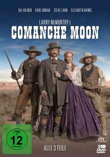 Comanche Moon, 2 DVDs