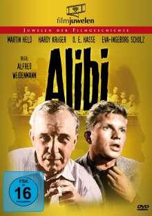 Alibi (1955), DVD