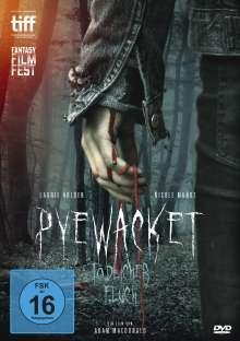 Pyewacket, DVD