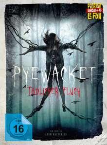 Pyewacket (Blu-ray & DVD im Mediabook), 1 Blu-ray Disc und 1 DVD