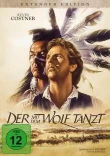Der mit dem Wolf tanzt (Extended Edition), 2 DVDs