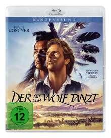 Der mit dem Wolf tanzt (Kinofassung) (Blu-ray), Blu-ray Disc