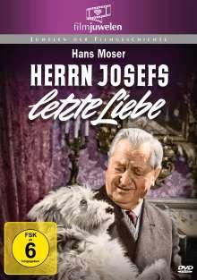 Herrn Josefs letzte Liebe, DVD