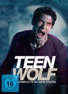 Teen Wolf Staffel 6 (finale Staffel) (Softbox), 7 DVDs