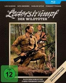 Lederstrumpf - Der Wildtöter (Blu-ray), Blu-ray Disc