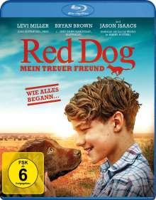 Red Dog - Mein treuer Freund (Blu-ray), Blu-ray Disc