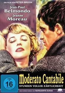 Moderato Cantabile - Stunden voller Zärtlichkeit, DVD