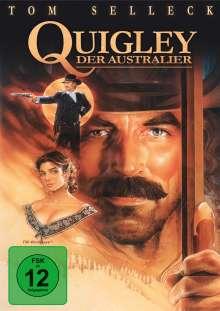 Quigley der Australier, DVD
