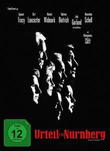 Das Urteil von Nürnberg (Blu-ray & DVD im Mediabook), 1 Blu-ray Disc und 1 DVD