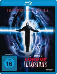 Lord of Illusions (Blu-ray), Blu-ray Disc