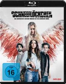 Schneeflöckchen (Blu-ray), Blu-ray Disc
