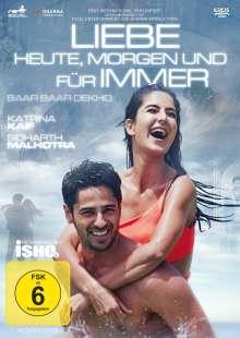 Liebe - heute, morgen und für immer - Baar Baar Dekho, 2 DVDs