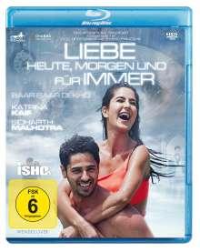 Liebe - heute, morgen und für immer - Baar Baar Dekho (Blu-ray), Blu-ray Disc